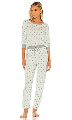 Long Sleeve PJ Set Splendid $78