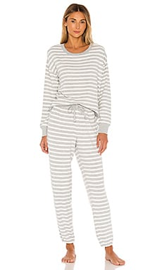 Long Sleeve PJ Set Splendid $78