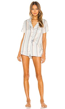 Short Sleeve Sleep Set Splendid $78
