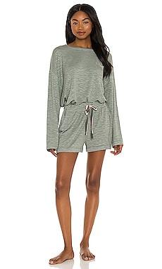 Pullover Short Set Splendid $62
