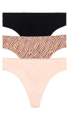 Wide Side Thongs Splendid $33