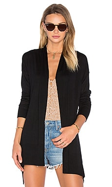 Splendid Marche Cardigan in Black