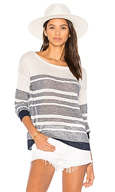 Nevis Stripe Sweater