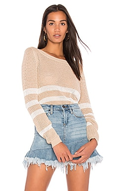 Halloway Mesh Sweater