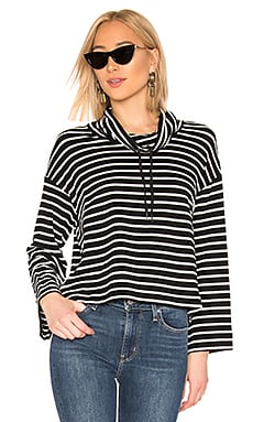 Super Soft Turtleneck Sweatshirt Splendid $39 (FINAL SALE)