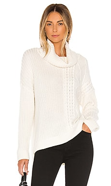 Lakewood Cable Cashmere Blend Sweater Splendid $168 BEST SELLER