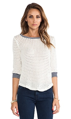 Sweater Mesh Loose Knit
