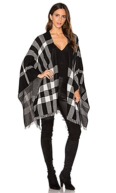 Sterling Wrap in Black & White