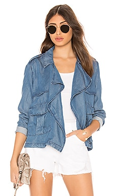 Soft Denim Jacket