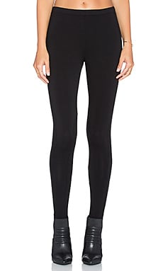 Splendid Stirrup Legging in Black