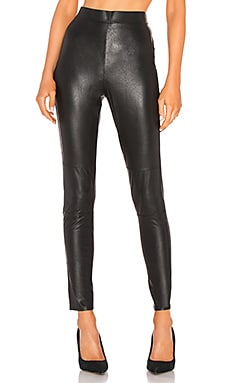 Downtown Faux Leather Legging Splendid $98