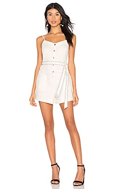 La Paz Twill Romper Splendid $34 (FINAL SALE)