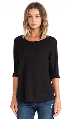 Splendid Thermal Top in Black