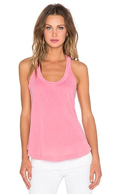 Splendid Vintage Whisper Tank in Grapefruit