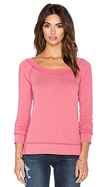 Splendid Kodiak Top in Tea Rose