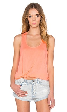 Vintage Whisper Tank in Vintage Sunkissed Pink