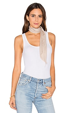 Nordic Thermal Scoop Tank in White