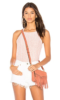 Linen Mini Stripe Tank