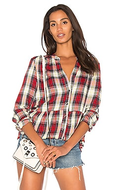 Edgware Plaid Button Up