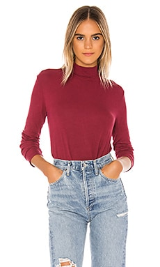 Eastsider Mock Neck Splendid $58