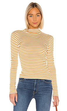 Wyatt Stripe Tee Splendid $37