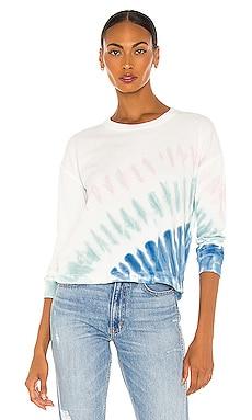 Sunrise Tie Dye Top Splendid $148