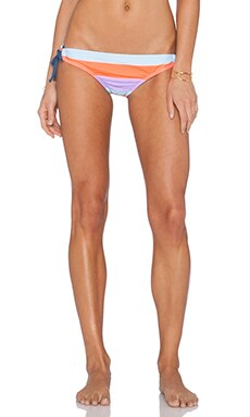 Splendid Venice Sunset Tunnel Bikini Bottom in Multi