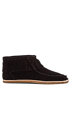 Splendid Bennie Moccasins in Black