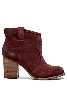 Splendid Lakota Bootie in Cranberry