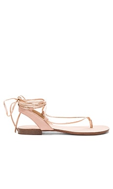 Splendid Candee Sandal in Rose Gold