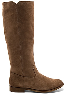 Penelope Boot in Dark Tan