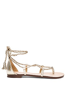 Cora Sandal in Gold