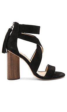 Jara Heel in Black