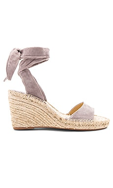 Joelle Sandal in Light Grey