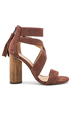 Jara Heel in Cinnamon