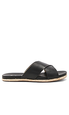 Jenni Sandal in Black