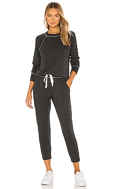 Reena Contrast Stitching Gift Set Splits59 $198