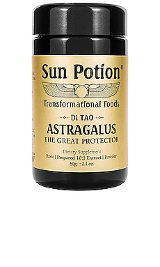 The Great Protector Astragalus Wild Root Extract Powder Sun Potion $57