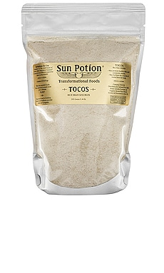 Tocos Organic Rice Bran Solubles Sun Potion $22 BEST SELLER