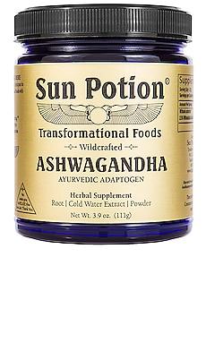 Organic Ashwagandha Ayurvedic Adaptogen Sun Potion $47