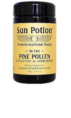 Pine Pollen Wild High Altitude Powder Sun Potion $52