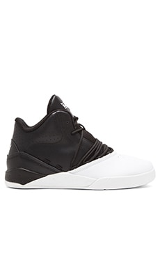 Supra Estaban in Black White