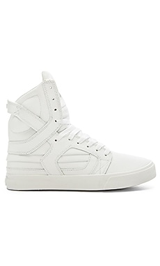 Supra Skytop II in White