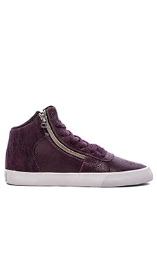 Supra Cuttler Sneaker in Purple