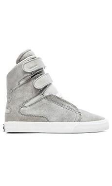 Supra Society II Sneaker in Grey