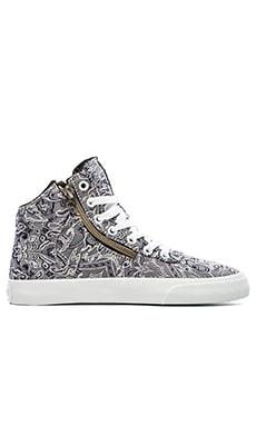 Supra Cuttler Sneaker in Cuttler & Grey