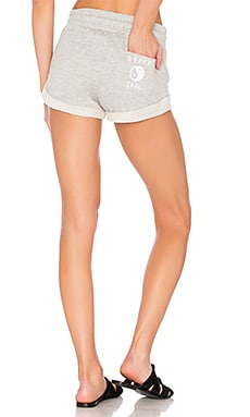 Gypsy Soul Shorts in Heather Gray