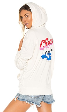 Choose Riley Zip Hoodie Spiritual Gangster $65