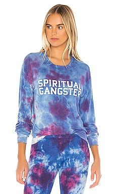 SGV Crew Neck Savanna Pullover Spiritual Gangster $53