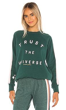 Trust Classic Crew Sweatshirt Spiritual Gangster $108